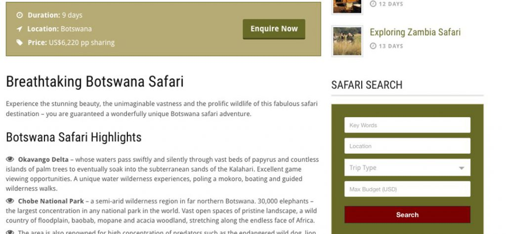 Safari tour copy