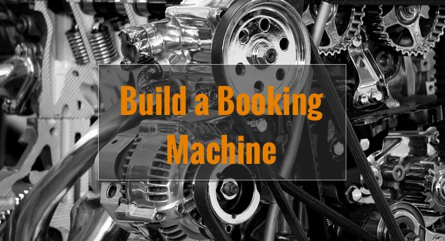 Build a booking machine for your safaris