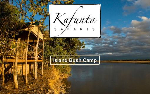 Island Bush Camp brochure