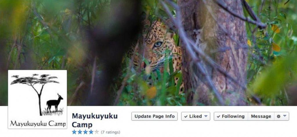 Mayukuyuku Camp Facebook Page