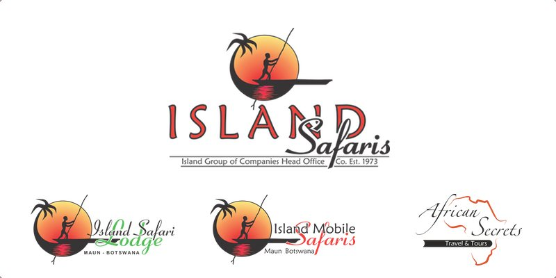 Island Safaris Group logos