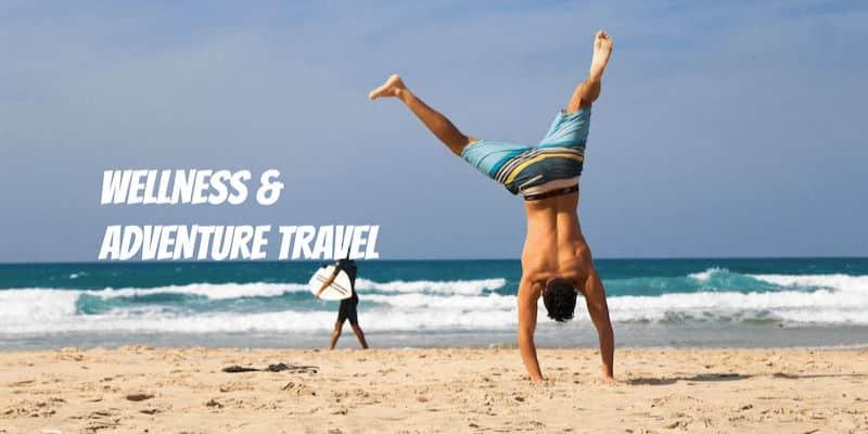 African Retreats website banner